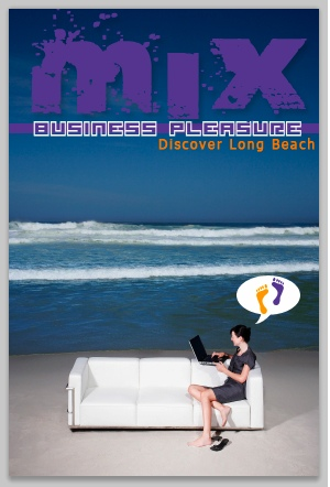 Long Beach 2012 - Fun Beach Business - Corporate Business at the convention center