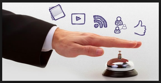 Social Media and Hotels Graphics
